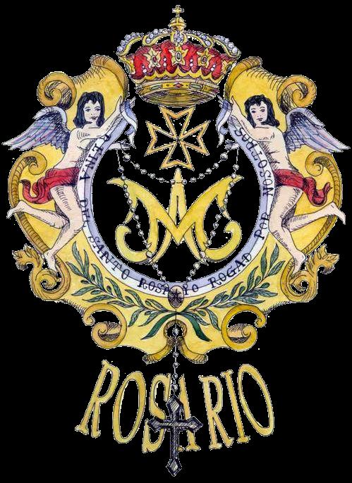 Rosario de Linares | Escudo de la Banda.