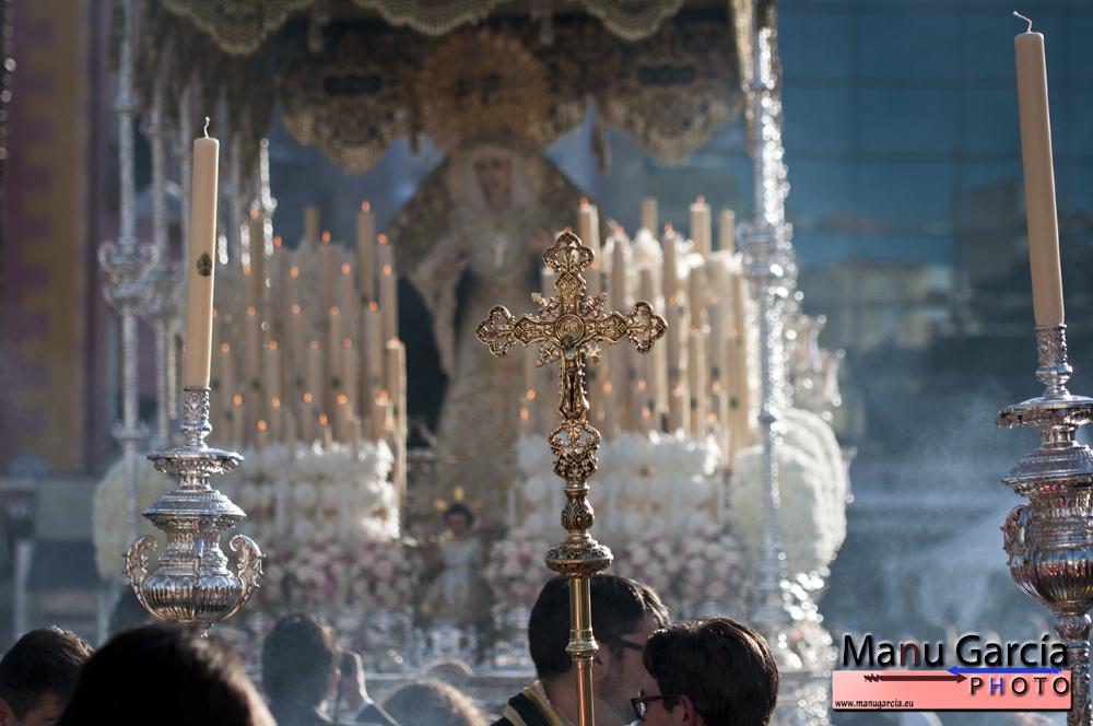 La Oración en el Huerto se luce en la calle y emociona