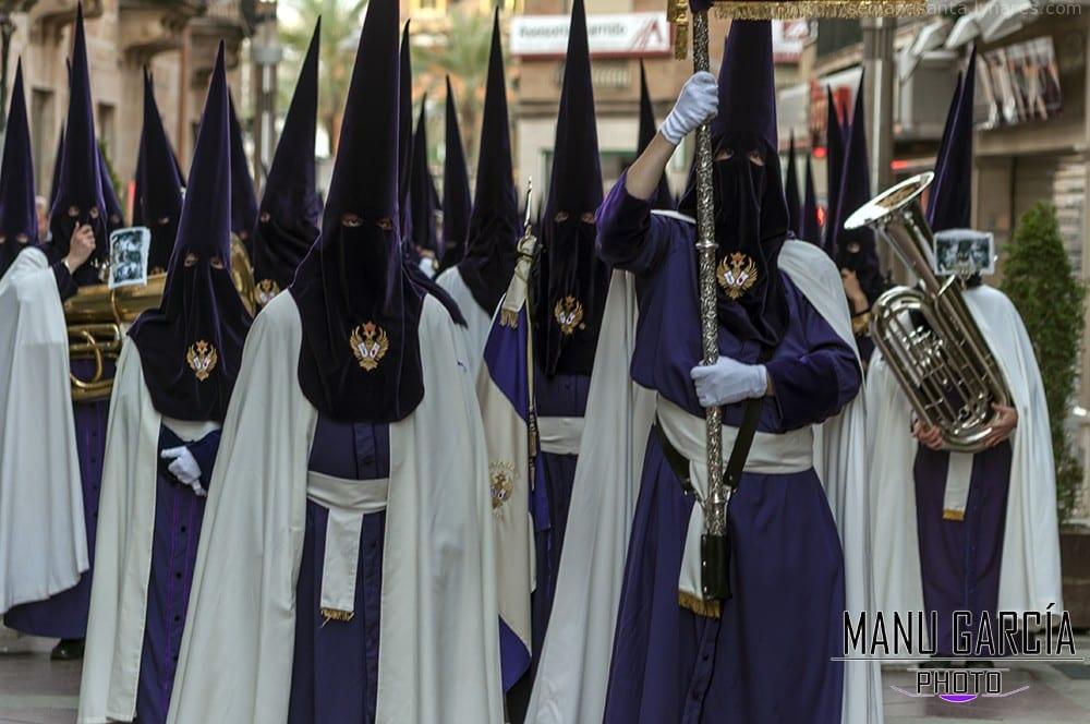 Así amaneció el Viernes Santo 2015 en Linares