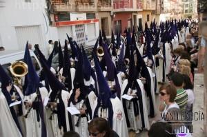 Banda de cabecera Expiración fotografiada por Manu García