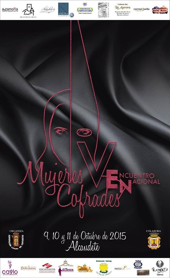 V Encuentro Nacional de Mujeres Cofrades en Alcaudete