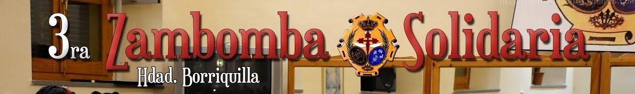 3ª Zambomba Solidaria Hdad. Borriquilla | Linares 2016-by Savio
