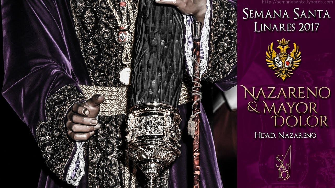 Nazareno y Mayor Dolor (Hdad. Nazareno) | Semana Santa Linares 2017 | by Savio