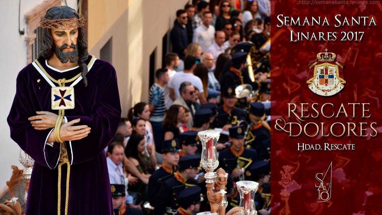 Rescate y Dolores (Hdad. Rescate) | Semana Santa Linares 2017 | by Savio