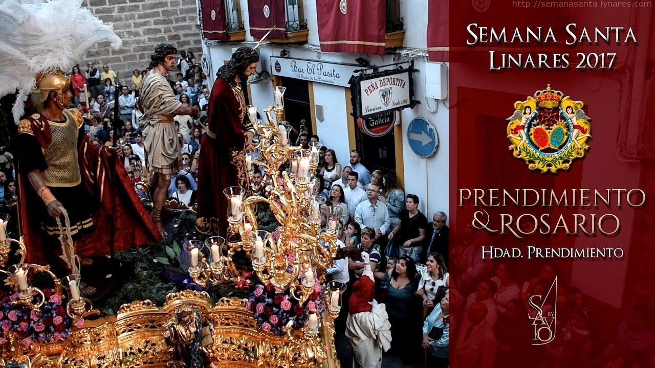 Prendimiento y Rosario (Hdad. Prendimiento) | Semana Santa Linares 2017 | by Savio