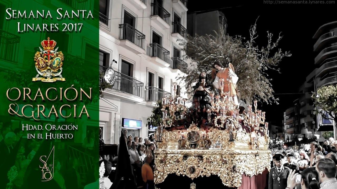 Oración y Gracia (Hdad. Oración en el Huerto) | Semana Santa Linares 2017 | by Savio