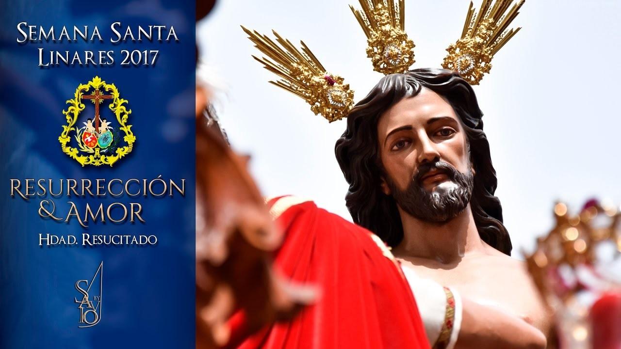 Resurrección y Amor (Hdad. Resucitado) | Semana Santa Linares 2017 | by Savio