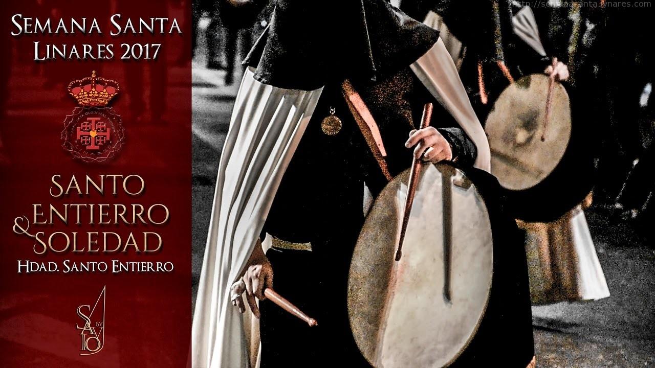 Santo Entierro y Soledad  (Hdad. Santo Entierro) | Semana Santa Linares 2017 | by Savio