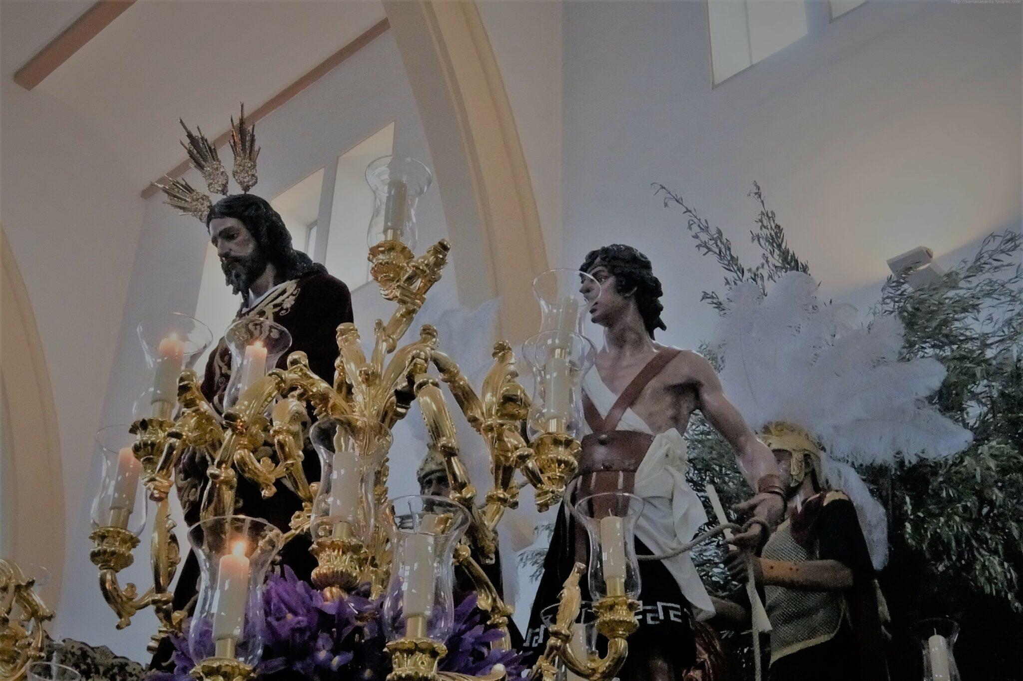 Jueves Santo Linares 2019 - Prendimiento y Rosario