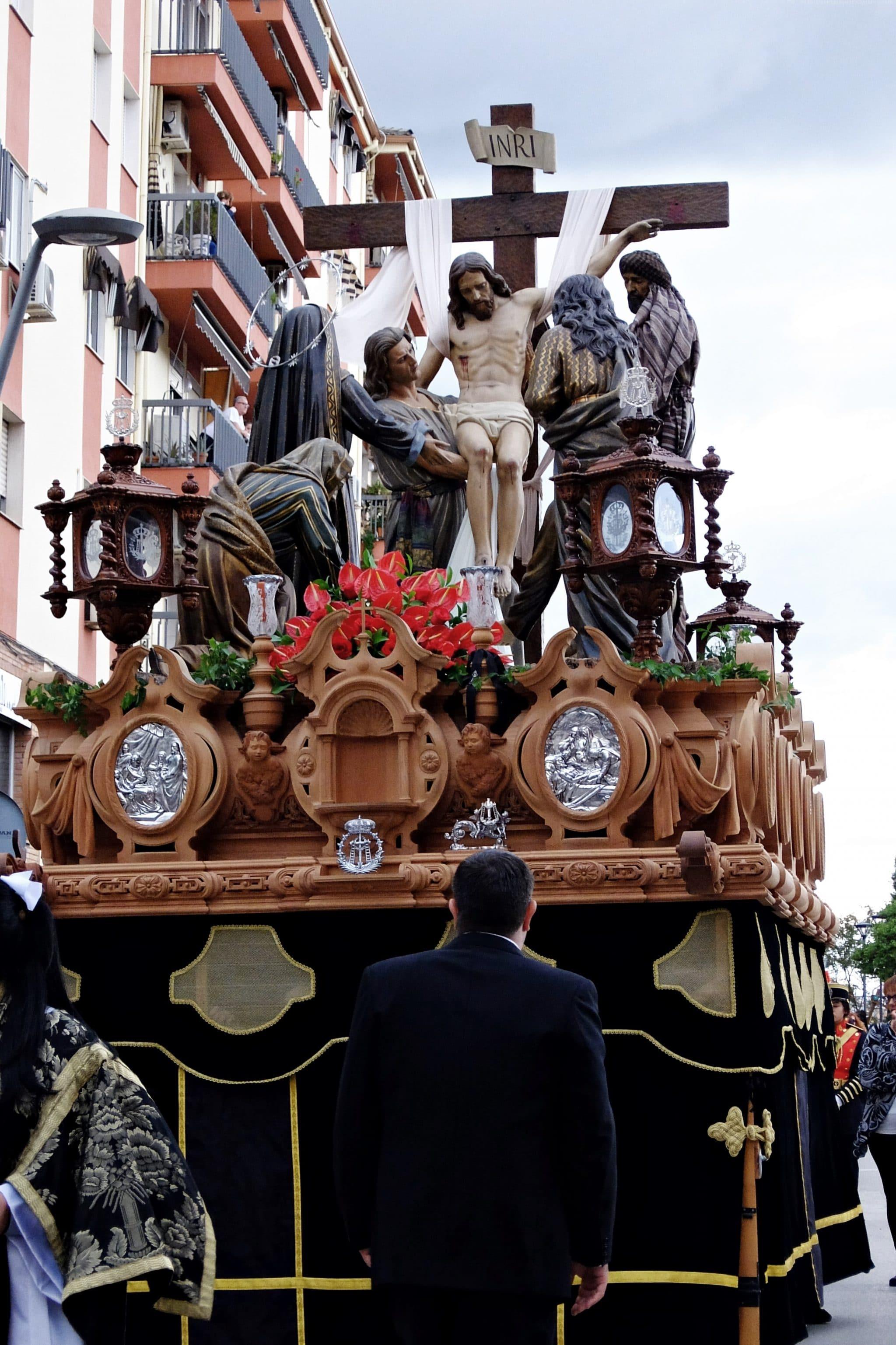 Viernes Santo Linares 2019 Descendimiento