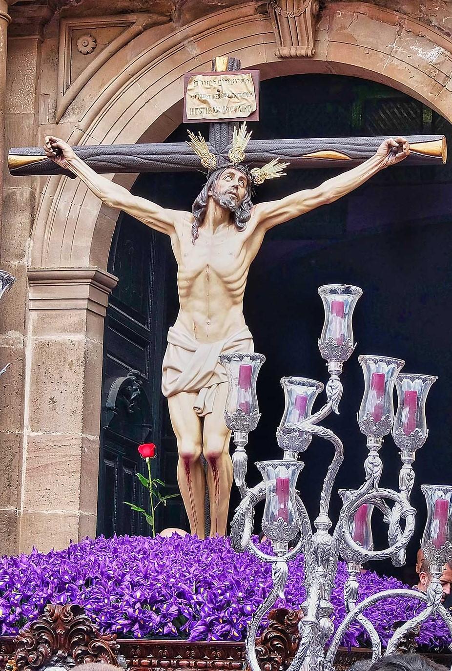 Viernes Santo Linares 2019 Expiración