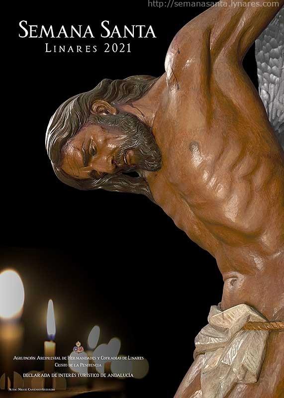 Cartel Semana Santa 2021 - Stmo. Cristo de la Penitencia